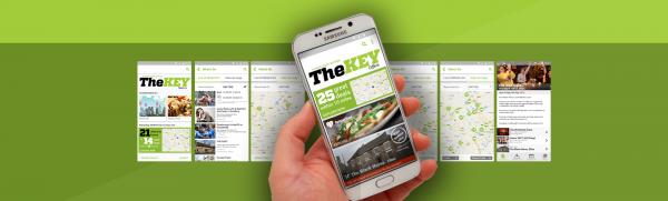 Key Savers Mobile App