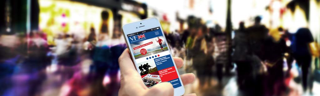 Veterans' Foundation Website